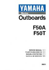 Yamaha 62Y-28197-Z5-C1 Service Manual